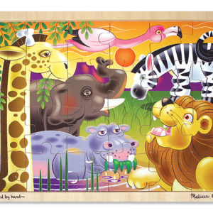 15 Wooden Jigsaw Puzzles