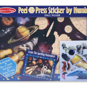38 Peel & Press Sticker by Number