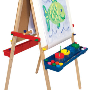 29 Easel and Accessories