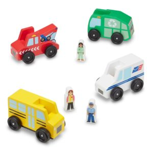 community-vehicle-set