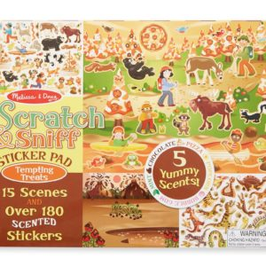 2199-StickerPad-Scratch+Sniff-TemptingTreats-Cover