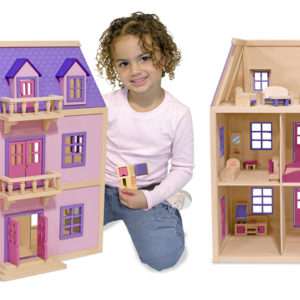 Doll Houses & Accessories