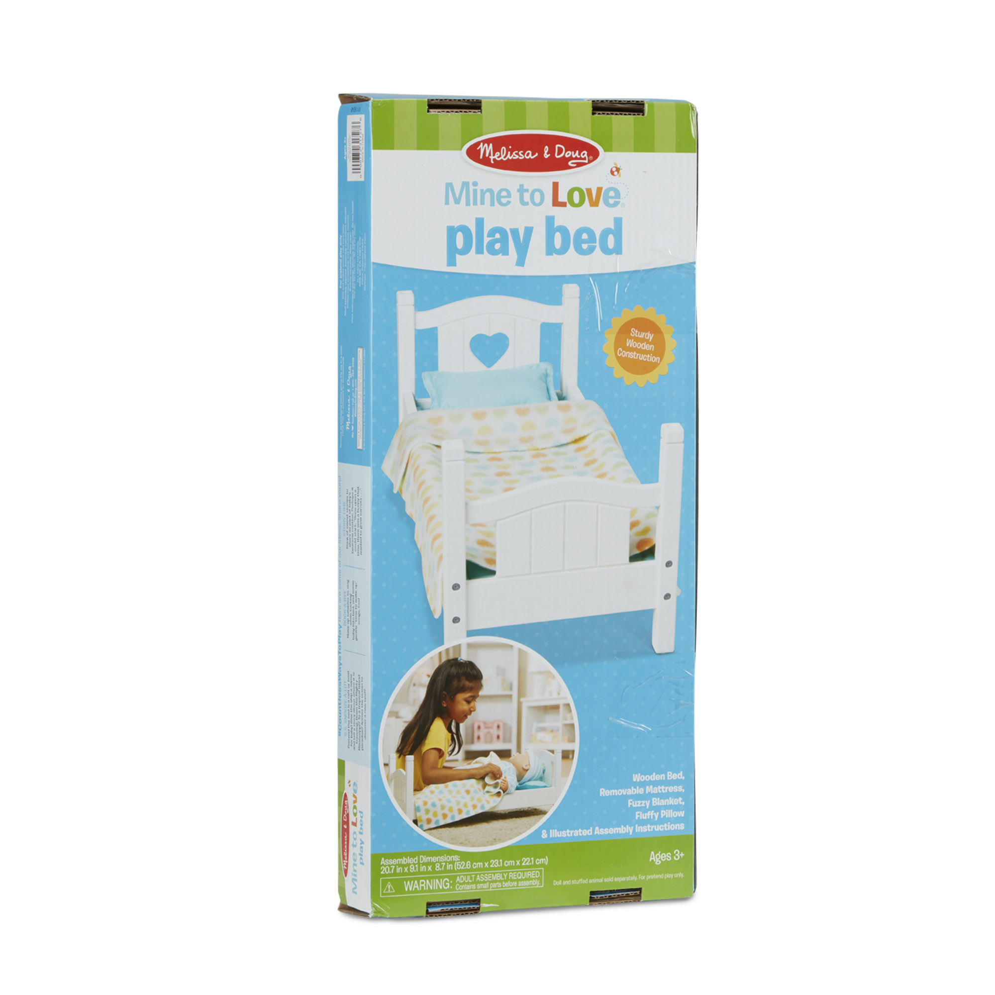Picture of: 31727 Play Bed For Dolls A Toy For You
